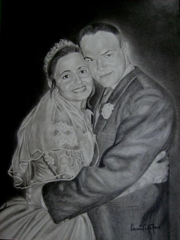 Fabiana e Ricardo