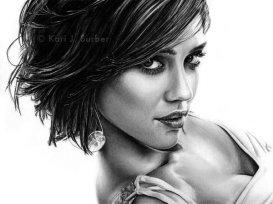Jessica Alba by ~KJS-1