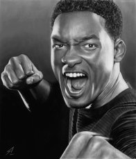 Will Smith   by ~Electricgod