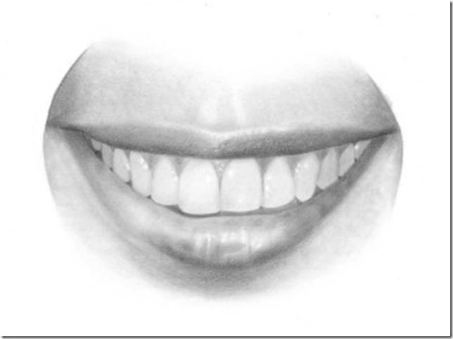 Tutorial Como Desenhar Uma Boca E Como Desenhar Os Dentes A