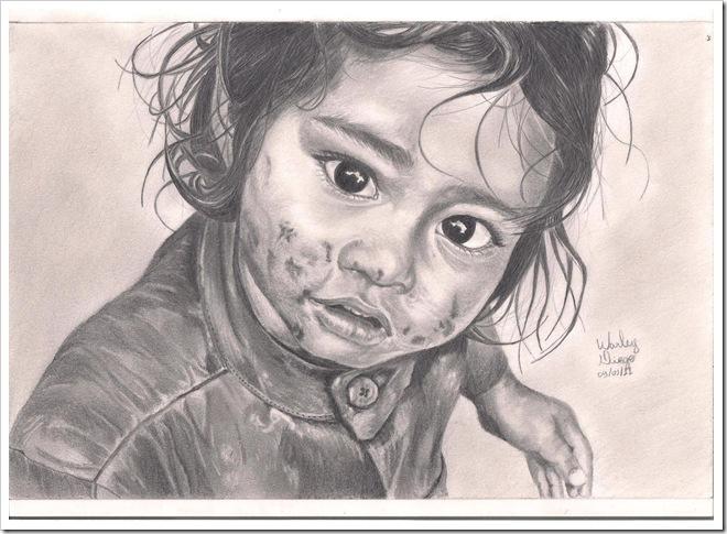20-Warley Diego - criança indiana (Dalit)